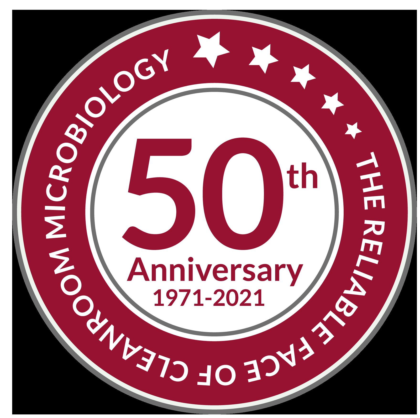 50th Logo Cherwell logo final copy