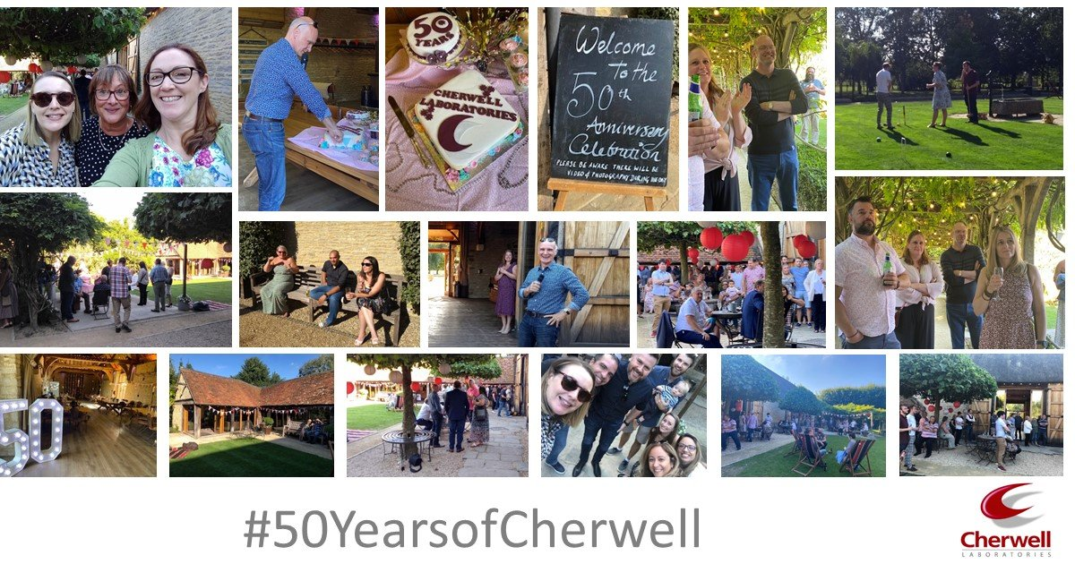 Cherwell 50th Part Montage low res