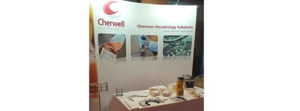 Cherwell Labs Stand Pharmig 2018