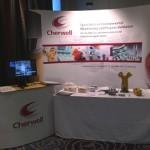 Cherwell Laboratories Exhibition Stand