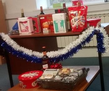 Cherwell's 2016 Christmas Raffle prizes