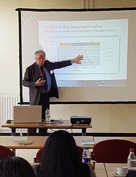 Dry Fog 2 System Presentation