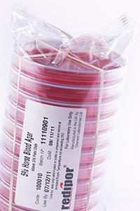 Redipor Prepared Media - Flow Wrapped Plates