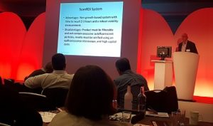 Tony Cundell at Pharmig 2016 annual conference