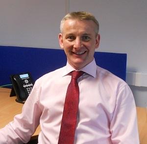 Ritchie Mooney Cherwell Laboratoies' Irish Sales Specialist