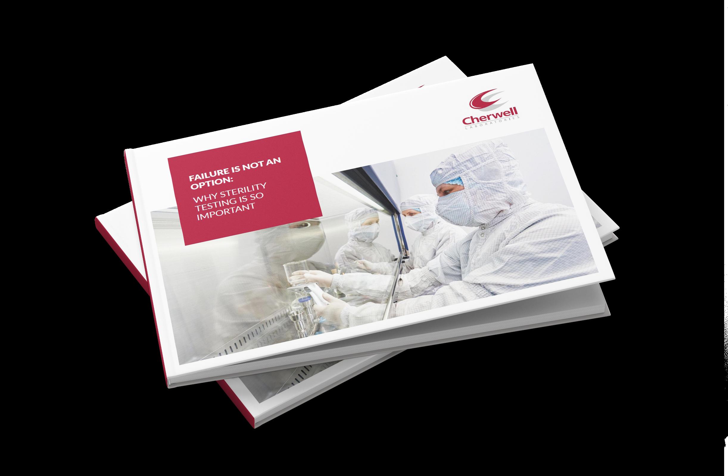 Sterility testing ebook
