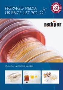 Redipor Price List 2021