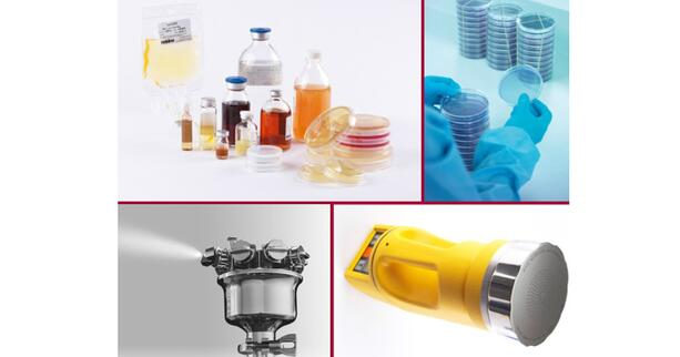 cherwell laboratories products for environmental monitoring and process validation