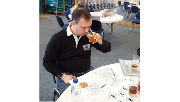 microbial,beer,analysis,prepared media